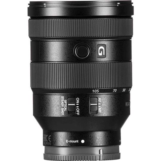 Sony FE 24-105mm f/4 G OSS Lente para Montura E - Image 5