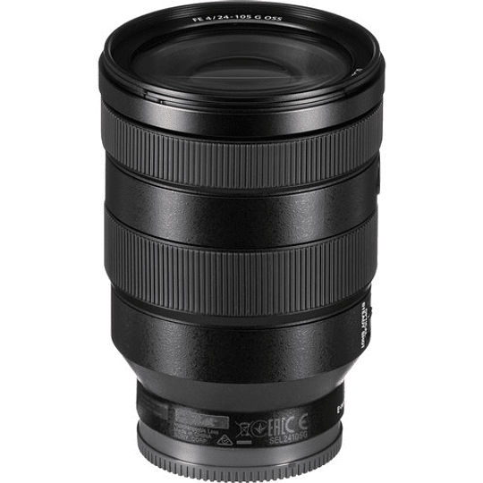Sony FE 24-105mm f/4 G OSS Lente para Montura E - Image 7