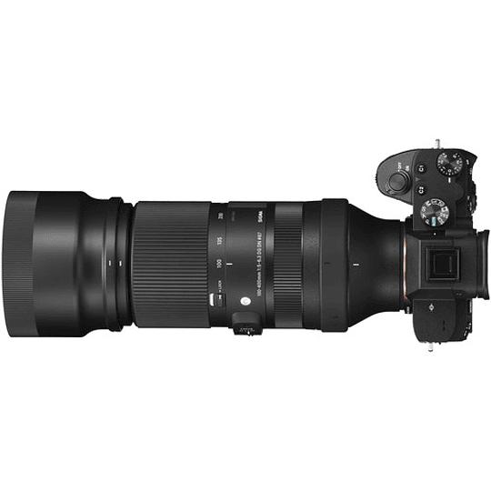 Sigma 100-400mm f/5-6.3 DG DN OS Contemporary Lente para Sony E - Image 2