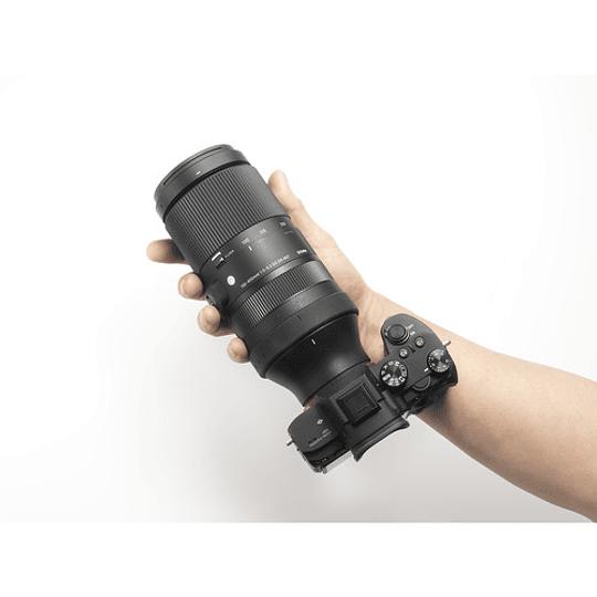 Sigma 100-400mm f/5-6.3 DG DN OS Contemporary Lente para Sony E - Image 4