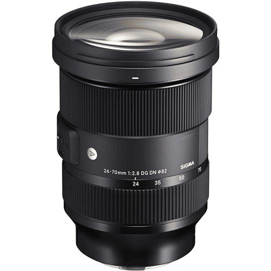 Sigma 24-70mm f/2.8 DG DN Art Lente para Sony E - Image 1