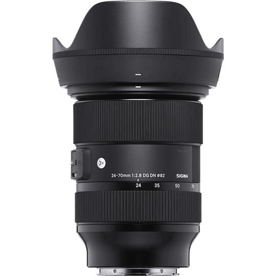 Sigma 24-70mm f/2.8 DG DN Art Lente para Sony E - Image 2