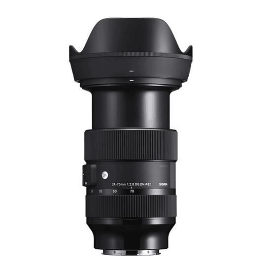 Sigma 24-70mm f/2.8 DG DN Art Lente para Sony E - Image 3