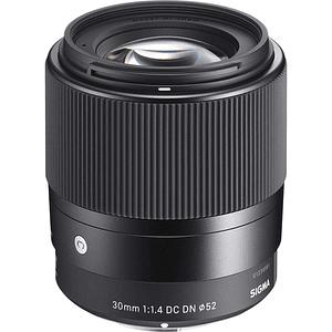Sigma 30mm f/1.4 DC DN Contemporary Lente para Sony E