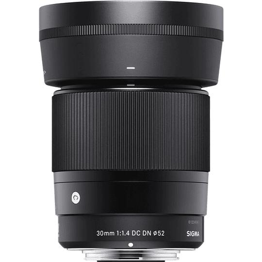 Sigma 30mm f/1.4 DC DN Contemporary Lente para Sony E - Image 3