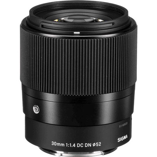 Sigma 30mm f/1.4 DC DN Contemporary Lente para Sony E - Image 5