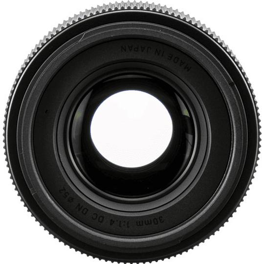 Sigma 30mm f/1.4 DC DN Contemporary Lente para Sony E - Image 7