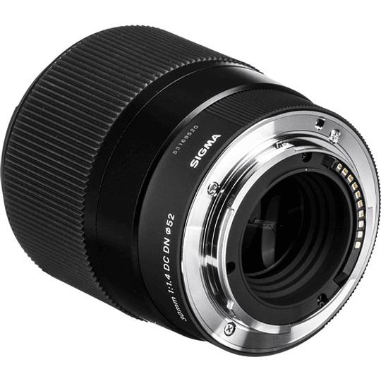 Sigma 30mm f/1.4 DC DN Contemporary Lente para Sony E - Image 8