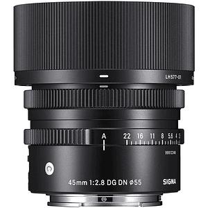 Sigma 45mm f/2.8 DG DN Contemporary Lente para Sony E