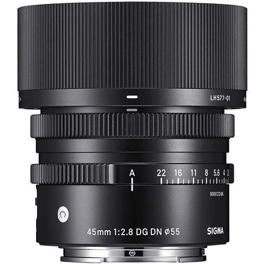 Sigma 45mm f/2.8 DG DN Contemporary Lente para Sony E - Image 1
