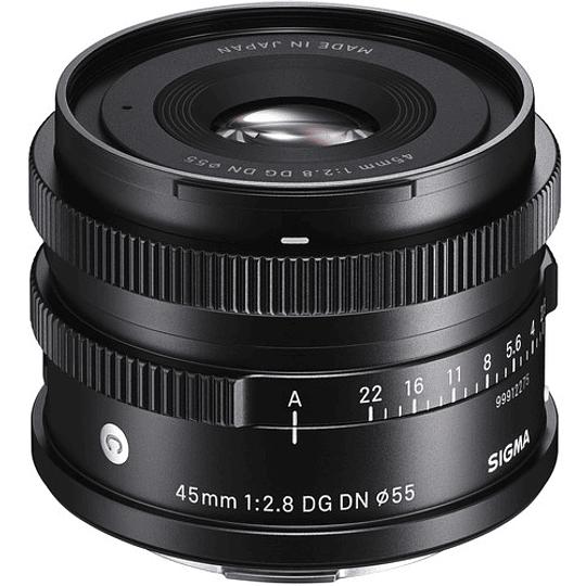 Sigma 45mm f/2.8 DG DN Contemporary Lente para Sony E - Image 2