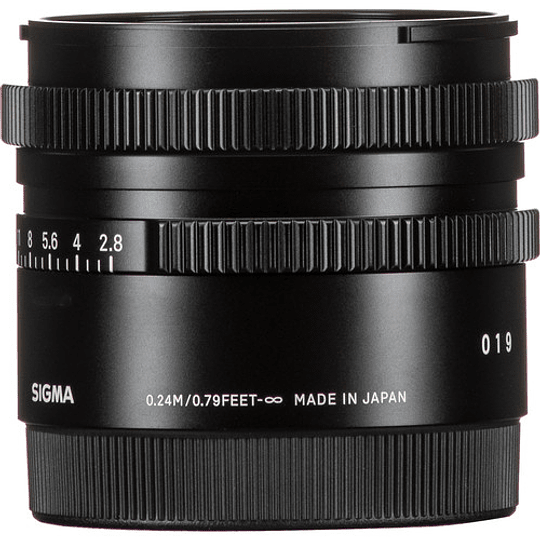 Sigma 45mm f/2.8 DG DN Contemporary Lente para Sony E - Image 4