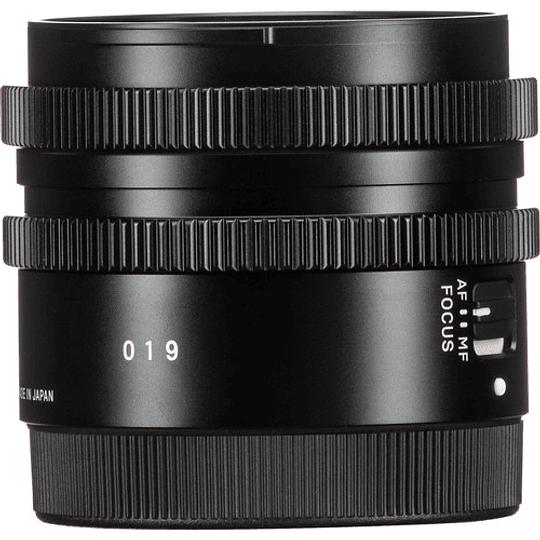 Sigma 45mm f/2.8 DG DN Contemporary Lente para Sony E - Image 5