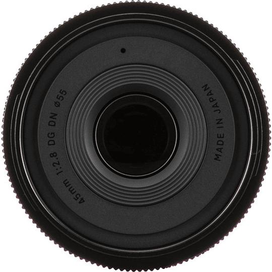 Sigma 45mm f/2.8 DG DN Contemporary Lente para Sony E - Image 6
