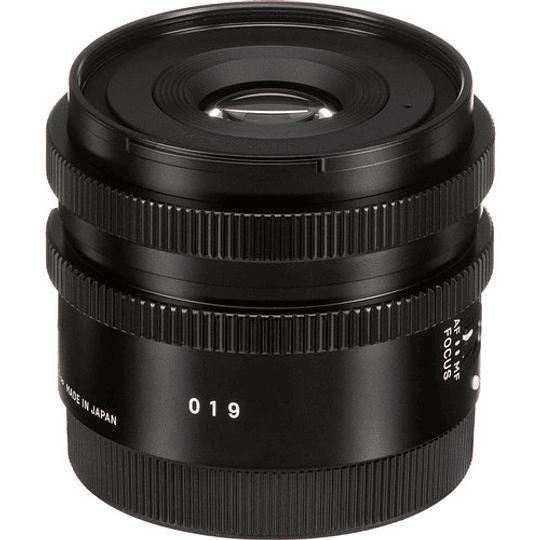 Sigma 45mm f/2.8 DG DN Contemporary Lente para Sony E - Image 10