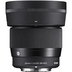 Sigma 56mm f/1.4 DC DN Contemporary Lente para Sony E