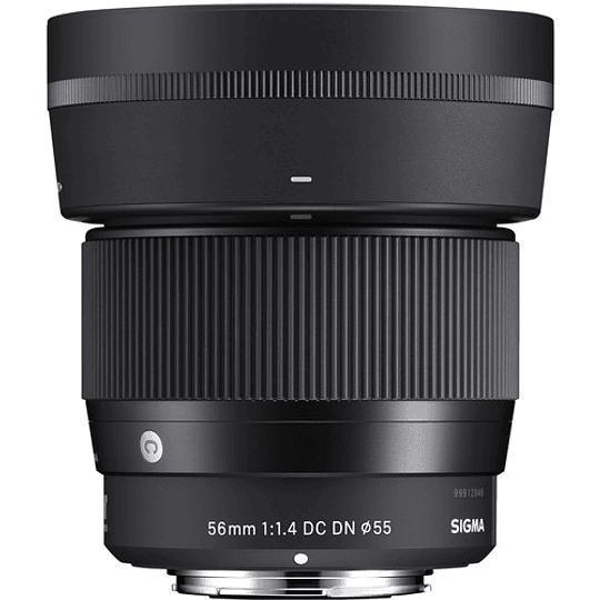 Sigma 56mm f/1.4 DC DN Contemporary Lente para Sony E - Image 1