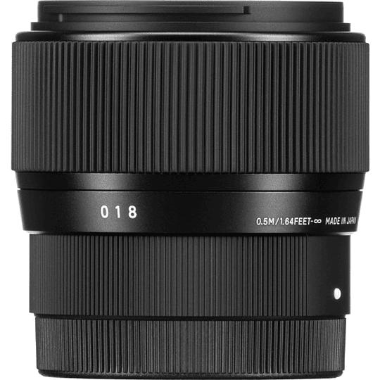 Sigma 56mm f/1.4 DC DN Contemporary Lente para Sony E - Image 5