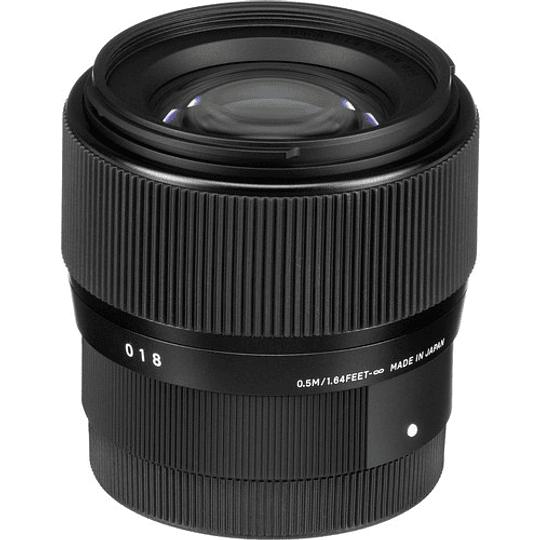 Sigma 56mm f/1.4 DC DN Contemporary Lente para Sony E - Image 9