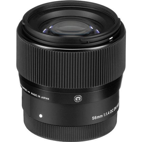 Sigma 56mm f/1.4 DC DN Contemporary Lente para Sony E - Image 10