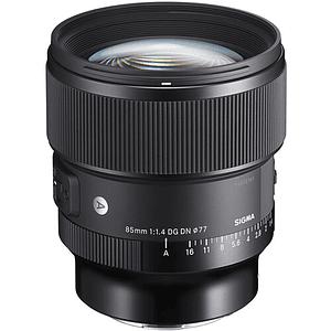Sigma 85mm f/1.4 DG DN Art Lente para Sony E