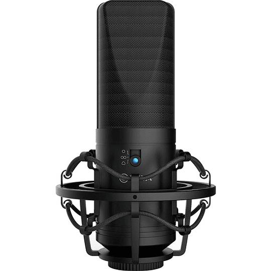 BOYA BY-M1000 Micrófono Condensador de Estudio Multipatrón de Gran Diafragma - Image 6