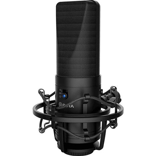 BOYA BY-M1000 Micrófono Condensador de Estudio Multipatrón de Gran Diafragma - Image 7