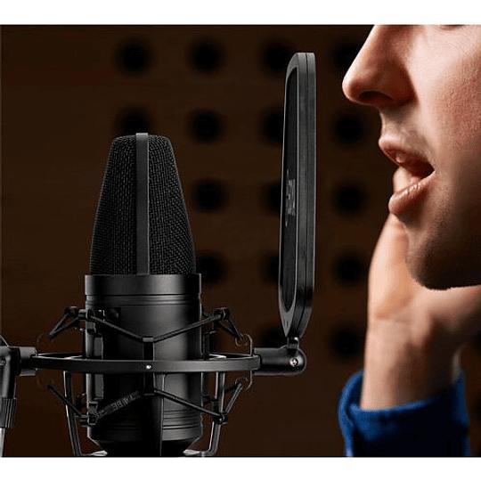 BOYA BY-M800 Micrófono Condensador de Estudio de Gran Diafragma - Image 8