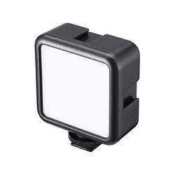 Ulanzi VL-49 Mini LED Recargable con Batería Recargable (2000mAh, 5500K, CRI95+)