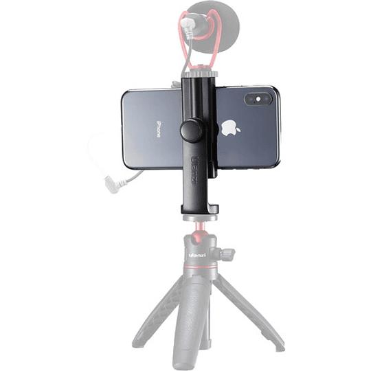 Ulanzi ST-17 Soporte para Smartphone en Trípode con Giro en 360º - Image 4