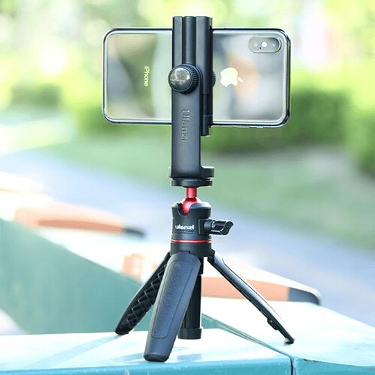 Ulanzi ST-17 Soporte para Smartphone en Trípode con Giro en 360º - Image 5