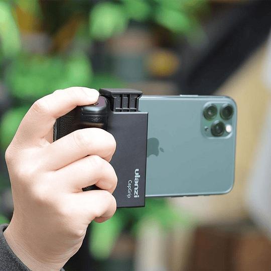 Ulanzi CapGrip Soporte para Smartphone con Grip y Bluetooth - Image 6