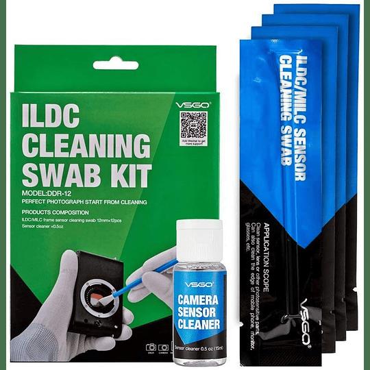 VSGO DDR-12 Kit de Limpieza para ILDC / Micro 4/3 - Image 1