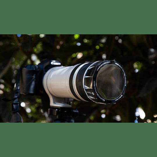 URAYAKU U-52/65 FILTRO PARA ECLIPSE SOLAR DIAMETRO DE 52 A 65MM - Image 2