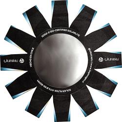 URAYAKU U-65/82 FILTRO PARA ECLIPSE SOLAR DIAMETRO DE 65 A 82MM
