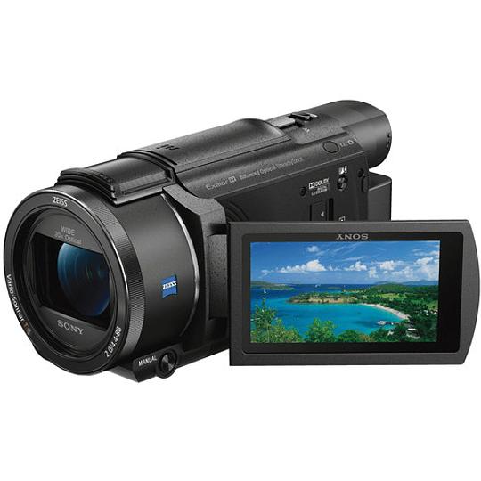 Sony FDR-AX53 4K Ultra HD Handycam Camcorder - Image 2