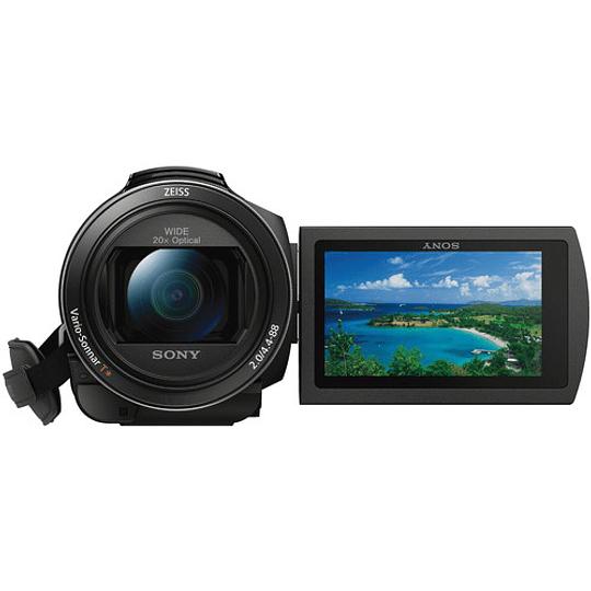 Sony FDR-AX53 4K Ultra HD Handycam Camcorder - Image 3