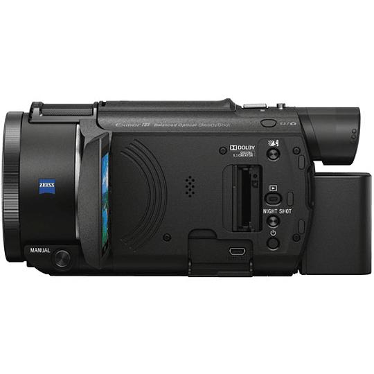 Sony FDR-AX53 4K Ultra HD Handycam Camcorder - Image 4