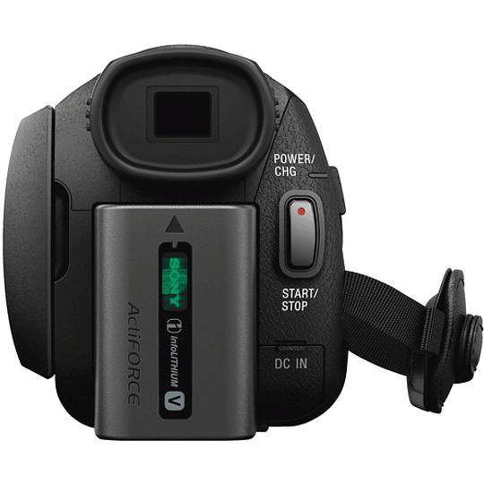 Sony FDR-AX53 4K Ultra HD Handycam Camcorder - Image 6