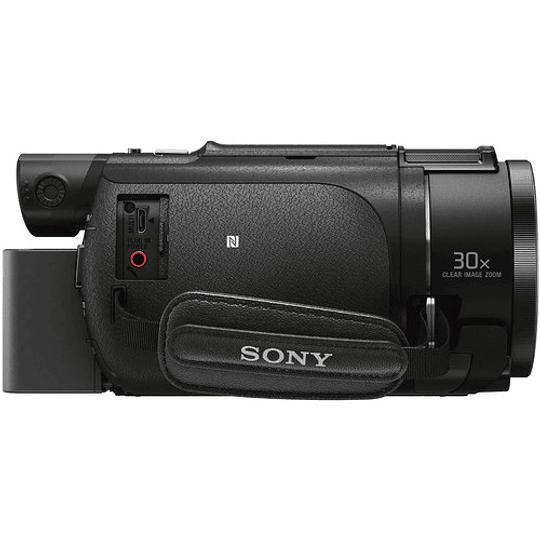 Sony FDR-AX53 4K Ultra HD Handycam Camcorder - Image 7