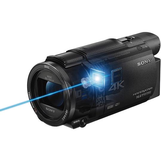Sony FDR-AX53 4K Ultra HD Handycam Camcorder - Image 8