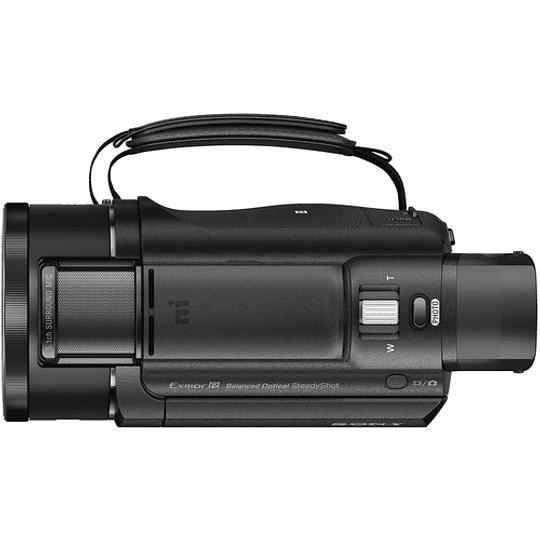 Sony FDR-AX53 4K Ultra HD Handycam Camcorder - Image 9