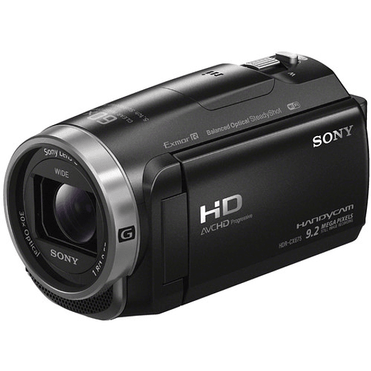 Sony HDR-CX675 Full HD Handycam Camcorder - Image 1