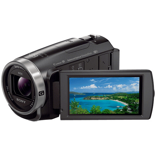 Sony HDR-CX675 Full HD Handycam Camcorder - Image 2