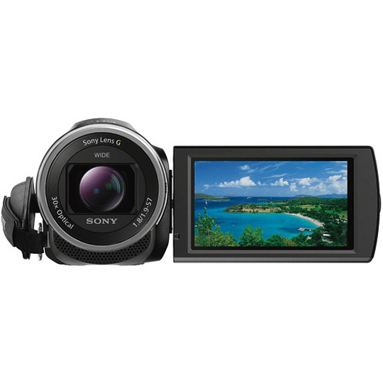 Sony HDR-CX675 Full HD Handycam Camcorder - Image 3