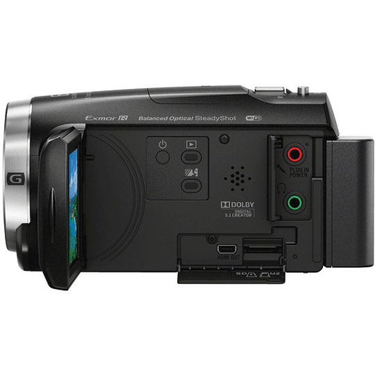 Sony HDR-CX675 Full HD Handycam Camcorder - Image 4