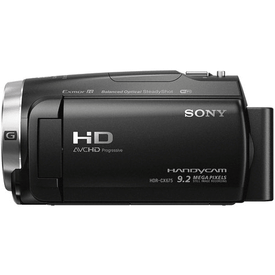 Sony HDR-CX675 Full HD Handycam Camcorder - Image 5