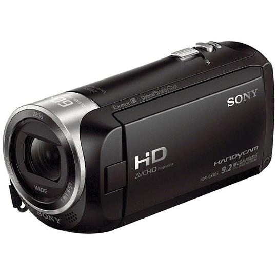 Sony HDR-CX405 HD Handycam - Image 1