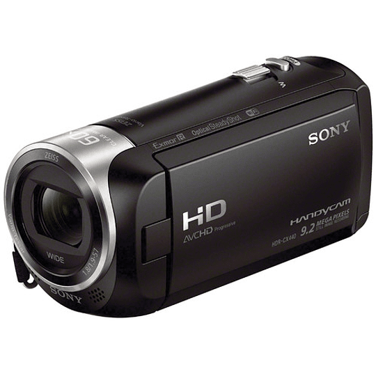 Sony HDR-CX440 HD Handycam - Image 1