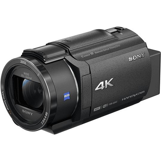 Sony AX43 Handycam® 4K con sensor CMOS Exmor R™ - Image 1